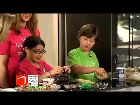Young Chefs Academy - Cookie & Cake Balls