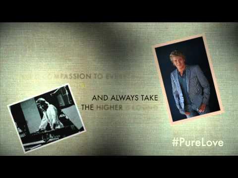 Tekst piosenki Rod Stewart - Pure Love po polsku