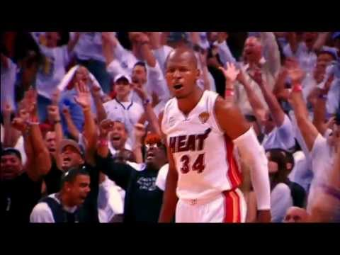 three pointer - Ray Allen Clutch Three Pointers Mix of 2012-13 NBA Season Absolutely no copyright infringement is intended. All images, audio, and video clips are the sole p...