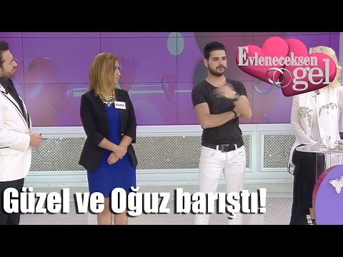 Video Evleneceksen Gel - Güzel ve Oğuz Barıştı! download in MP3, 3GP, MP4, WEBM, AVI, FLV January 2017