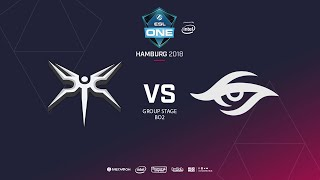 Team Secret vs Mineski, ESL  One Hamburg, bo2, game 1[eiritel & lum1Sit]