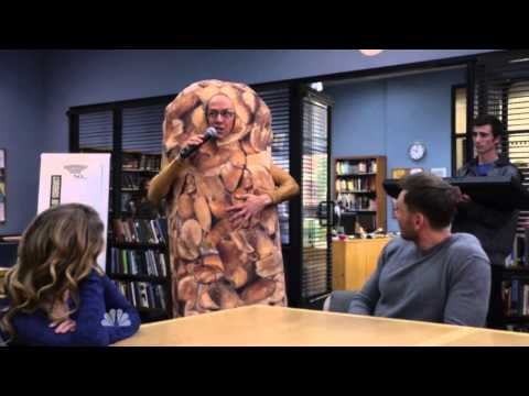 My all time favorite scene in Community. The Dean Pelton Payday rap.