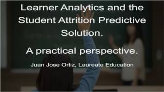 Student Attrition -Predictive Model - Higher Education