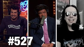 #527 EPSTEIN MYSTERY DEEPENS!   Raz0rfist Guests   Louder with Crowder