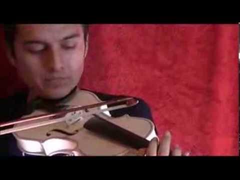 Violín Clases de Violín Escala Mayor de SOL Aprende Fácil
