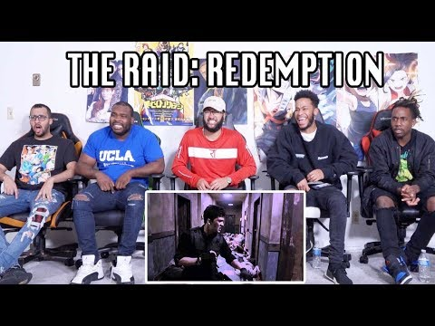 The Raid Redemption - Hallway Fight Scene Reaction