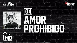 04 Amor Prohibido  Nicky Jam Ft Sean Paul Konshens Álbum Fenix