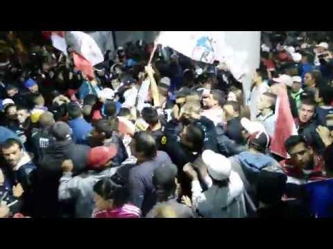 """CHACARITA vs Dep Morón [HD 1080 FULL] - Excelente previa 2/2 """"Yo paro en una banda descont - La Famosa Banda de San Martin - Chacarita Juniors - Argentina - América del Sur"""