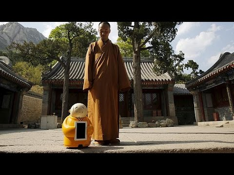 Πεκίνο: Ρομπότ-μοναχός σε βουδιστικό μοναστήρι – hi-tech