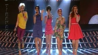 X Factor Albania Finalists - Price Tag