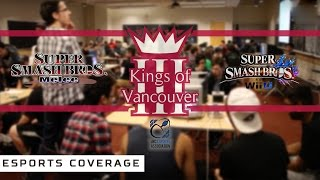 Kings of Vancouver III – BC Smash event coverage