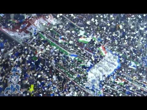 Video - RECIBIMIENTO HD | Velez 2 Vs Nacional 2 | Libertadores 2014 | Octavos VUELTA - La Pandilla de Liniers - Vélez Sarsfield - Argentina