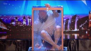 Video Matt Johnson: Most Dangerous ESCAPE Artist On The Verge Of DEATH! | Britain's Got Talent 2018 MP3, 3GP, MP4, WEBM, AVI, FLV April 2018