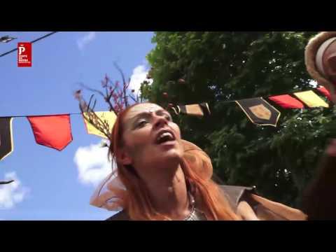 Ponte do Mouro Medieval 2016 (видео)