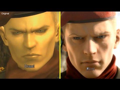 Metal Gear Solid 3 Pachinko vs PS3 Original Graphics Comparison (New Gameplay)