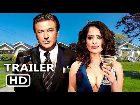 DRUNK PARENTS Trailer (2019) Salma Hayek, Alec Baldwin Comedy Movie HD