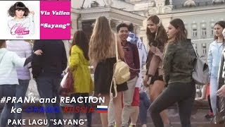 Video REACTION VIDEO lagu VIA VALLEN(SAYANG)di RUSIA ! #vlog #reaction MP3, 3GP, MP4, WEBM, AVI, FLV Januari 2018
