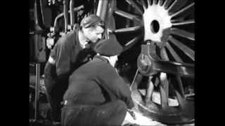 Der Traum einer Dampflok - England