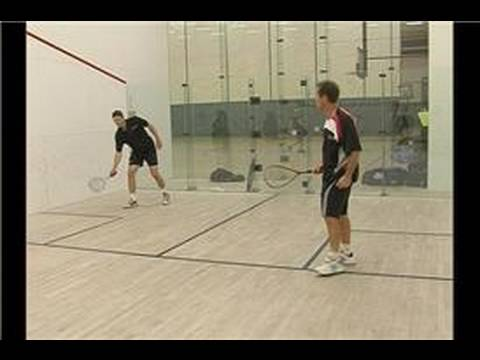 Squash Serve Returns : Squash Serve Returns: Where to Stand