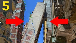Video Top 5 TERRIBLY Built Buildings - bad construction MP3, 3GP, MP4, WEBM, AVI, FLV Juli 2019