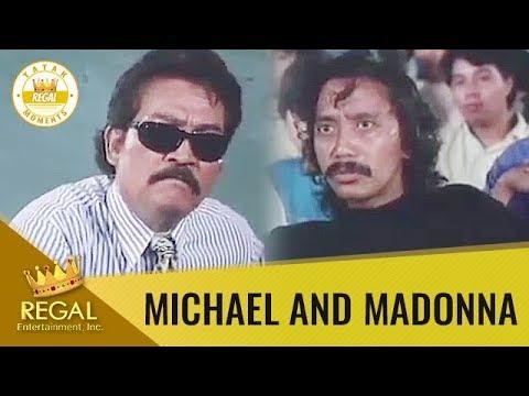 Paquito Diaz, sinubukan ang galing ni Rene Requiestas sa eskwela  | Michael And Madonna