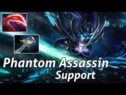Phantom Assassin Support by Virtus Pro Dota 2