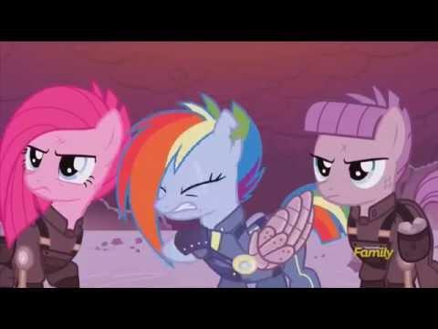 MLP: The Cutie Remark - Equestria vs. The Crystal Empire War