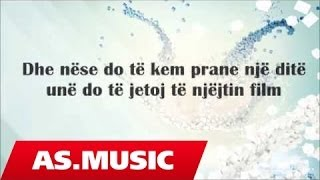 Alban Skenderaj - Nese Nje Dite (Official Lyric Video)