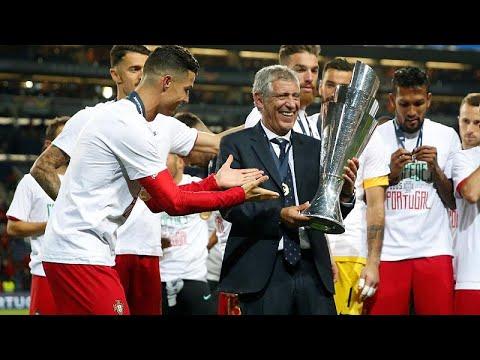 Nations League: Το τρόπαιο στην Πορτογαλία του Σάντος