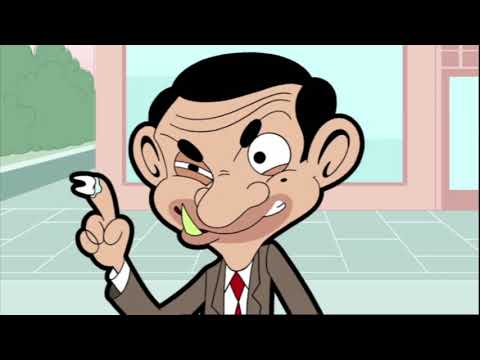 Funny Tooth Bean | Funny Episodes | Mr Bean Official