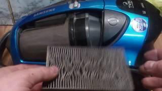 Пылесос Samsung разборка Видео! Видео сёрфинг