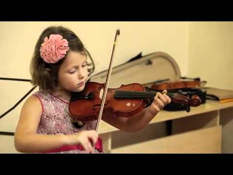 Estímulos Maternales Fin de curso violín y piano, curso 2011-2012.