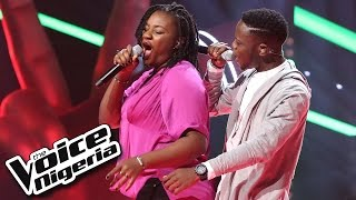 Benjamin vs Osuwake: 'Left For Good' / The Voice Nigeria 2016