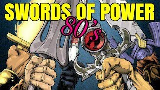 Video Top 5 Swords of Power from the 80's MP3, 3GP, MP4, WEBM, AVI, FLV Desember 2018