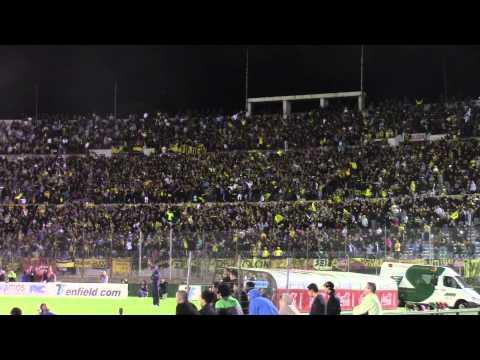 """""""Aunque ganes o pierdas..."""" Barra Amsterdam - Copa Bandes 2014 - Barra Amsterdam - Peñarol"""