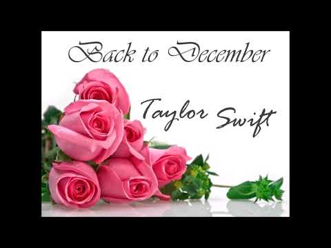 Taylor Swift - Back To December [1 Hour Version] (Lyrics In Description)