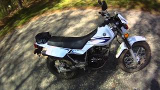 4. Yamaha XT250 vs TW200 Dual Sport / Enduro / Motorcycle Compared