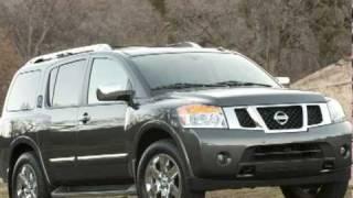 2011 Nissan Armada Test Drive