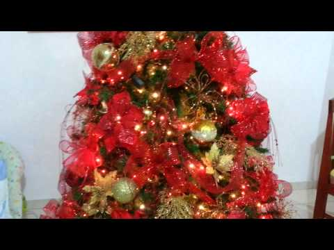 Decoracion arboles videos videos relacionados con - Como decorar el arbol de navidad 2015 ...