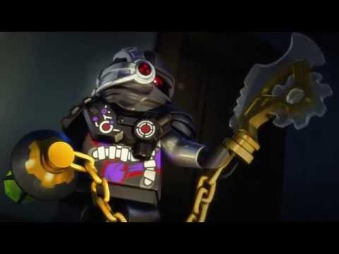 Лего Ниндзяго 7 сезон 3 серия