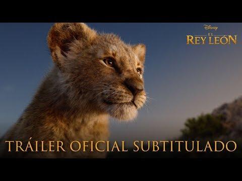 El Rey León - Tráiler Oficial V.O. subtitulado en español?>