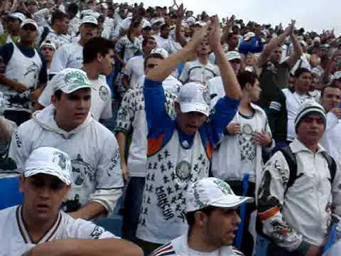 Palmeiras 3 x 0 Gamba