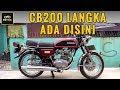 Kelebihan CB 200 Dibanding CB100 dari Dealer Motor Klasik | OTOFREAK REVIEW