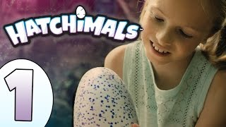 Kamera Kids Laya and Chloe are in this new commercial for Hatchimals