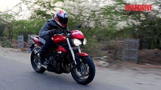 8. 2017 Triumph Street Triple S first ride review | OVERDRIVE