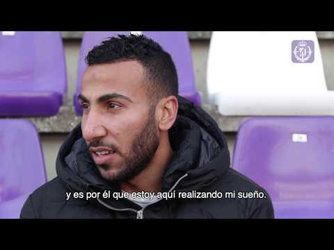 Nooh Al Mousa, de Arabia Saudí a España (видео)