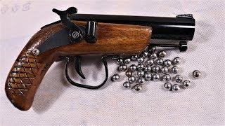 How to Make an Antique  Gun  for  Decor. | DIY .