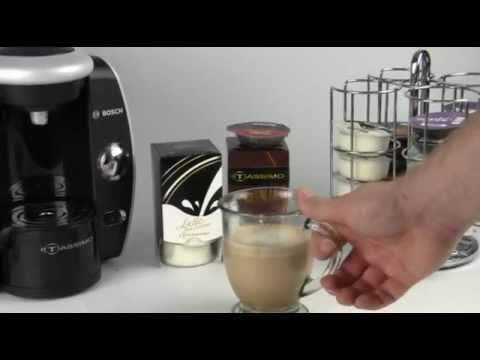 Tassimo Latte – Using Tassimo Coffee Maker