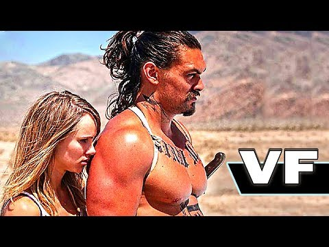 THE BAD BATCH Bande Annonce VF ✩ Jason Momoa, Jim Carrey (2017)