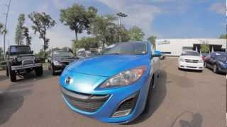 Autoline's 2010 Mazda Mazda3 S Sport Walk Around Review Test Drive